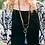 Thumbnail: Bold Azure Necklace