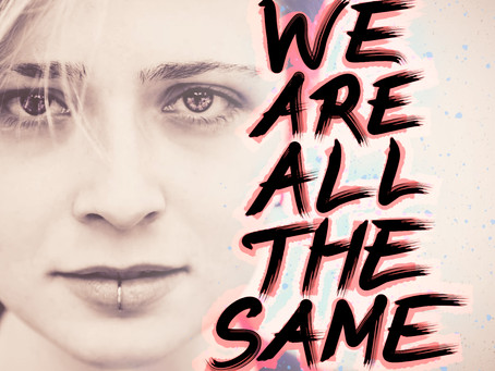 WE ARE ALL THE SAME - Single-Release