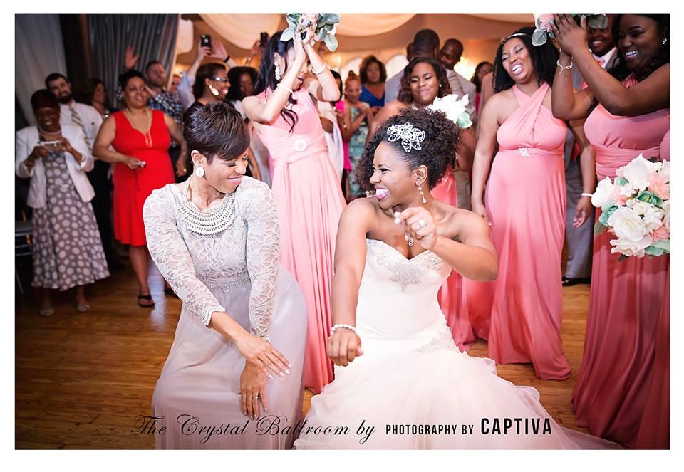 Brown Wedding