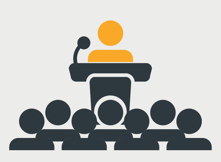 Becoming A Speaker