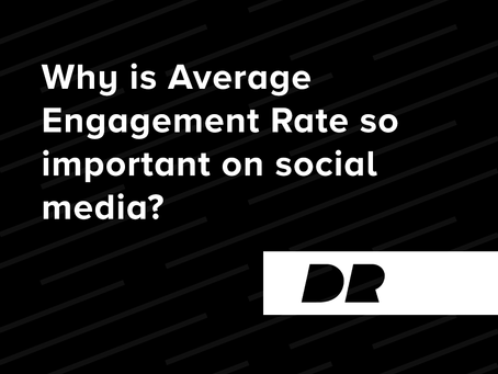 Why is Average Engagement Rate so important on social media?
