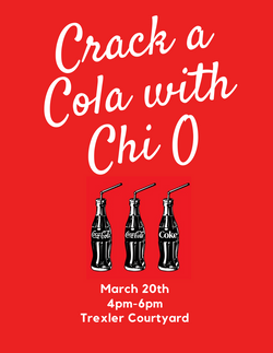 Cola with Chi O poster