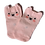 Thumbnail: Light Pink Bear socks