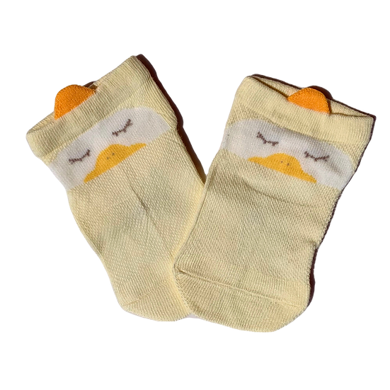 Yellow Duck socks
