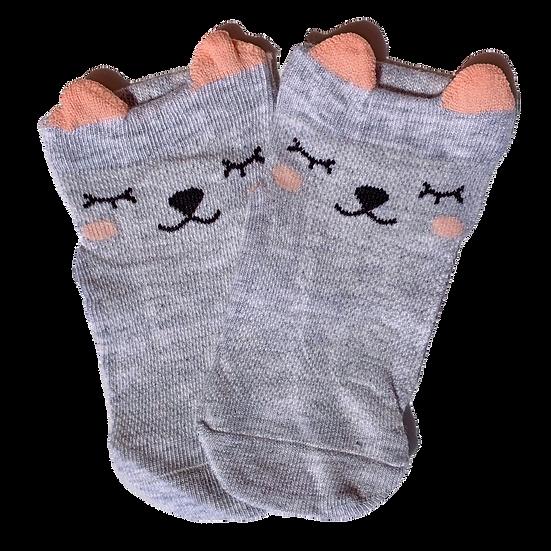 Grey Bear socks