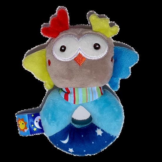 Blue Owl Rattle