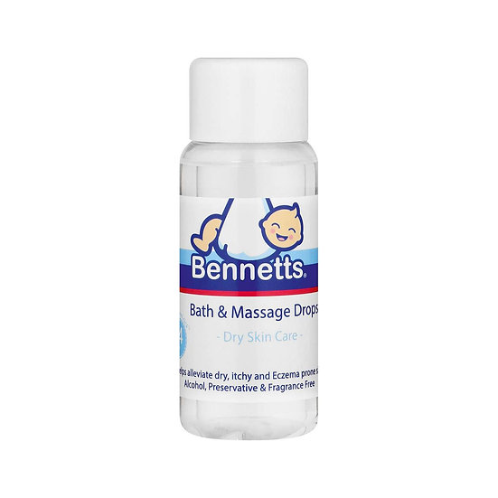 Bath & Massage Drops 200ml