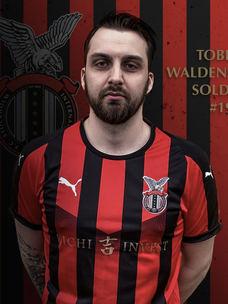 Tobias Waldenström Soldati  #19