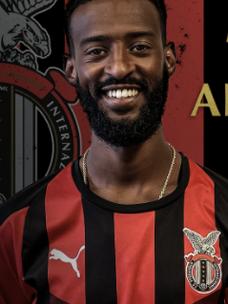 Lillen Alemayehu #20