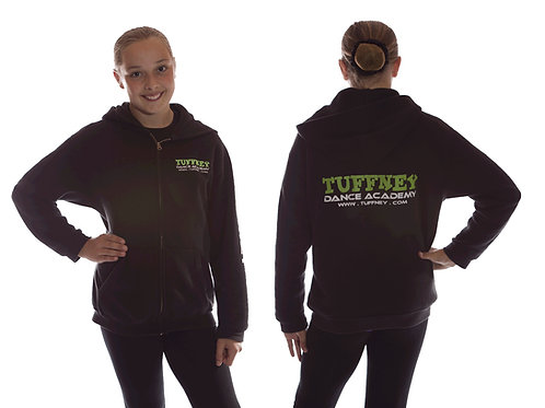 Tuffney Zip-Up Hoody