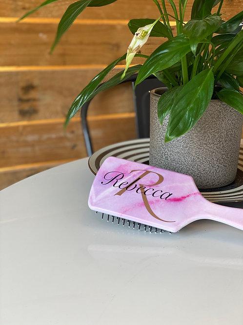 Personalised Paddle Hair Brush