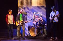 Boyband (Reiv Hanrattay,  Edan Glennie, Scott Fitzsimmons and Michael Davidson)