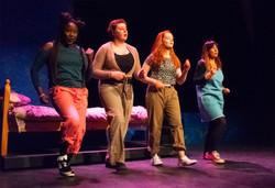 Girlband (Aimee Adesina, Clare Fordyce, Lara Allen, Claire Forsyth)