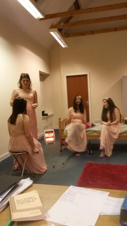15_3 5 Women in the Same Dress rehearsal