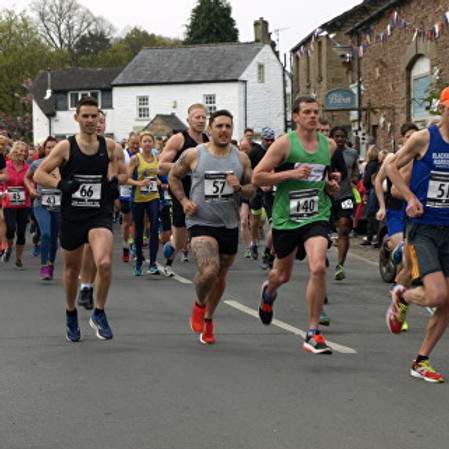 Scorton Sherriff 10k Run