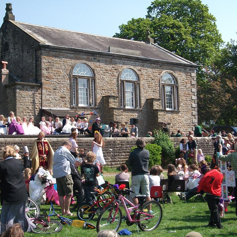 Bikes and Barrows Festival