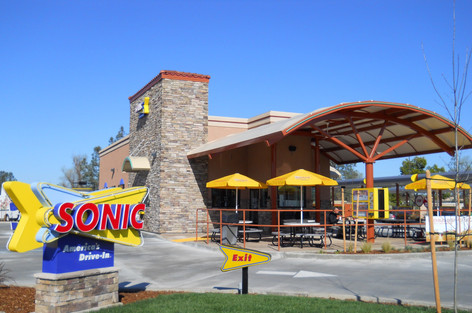 Sonic - Oroville, CA