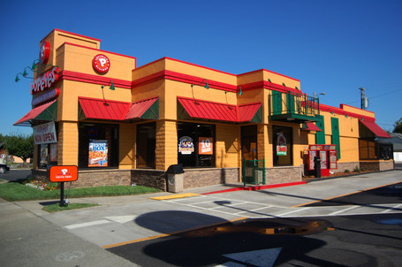 Popeye's - Marysville, CA