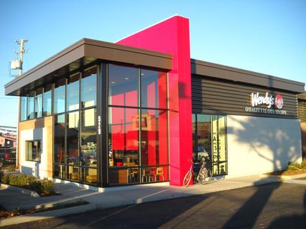 Wendy's - Eureka, CA