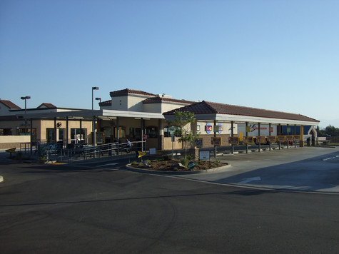 Sonic Drive-In - Anderson, CA