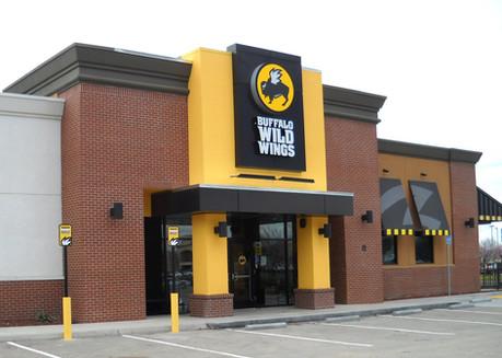 Buffalo Wild Wings - Tracy, CA