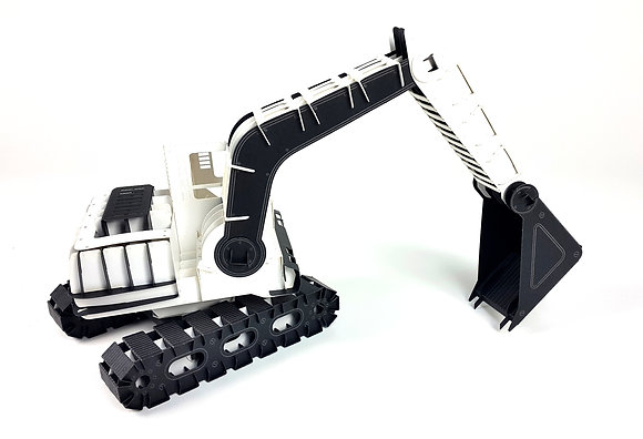 PAPERO BEAN black series excavator
