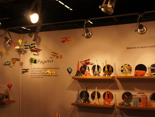 NoTag had a show in Maison & Objet 2014 in Paris, France