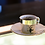 Thumbnail: LUYCHO Cup & Sika Deer gold round cup