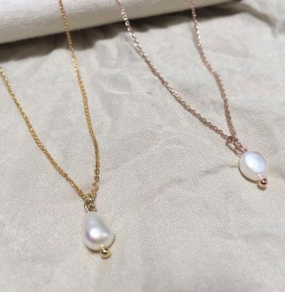 RENUA Pearl necklace (2 colors)