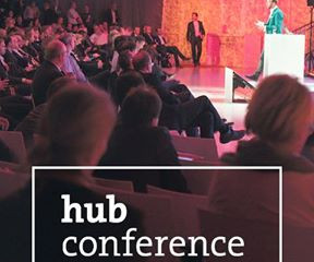 NoTag joined hub conference 2015 in Berlin
