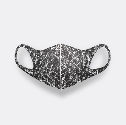 LEMASKA face mask jackson black