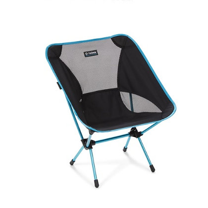 HELINOX outdoor chair one black
