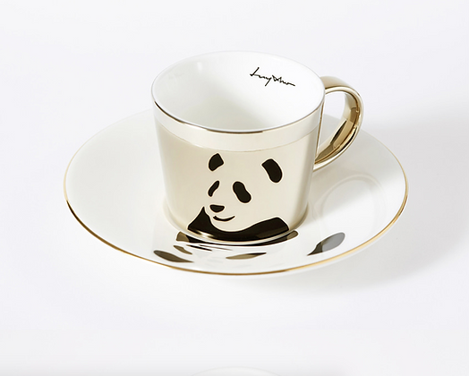LUYCHO Cup & Giant Panda