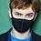 Thumbnail: LEMASKA face mask navy
