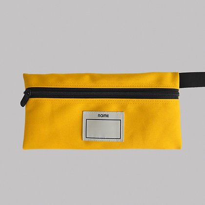 HOWKIDSFUL pencil case yellow