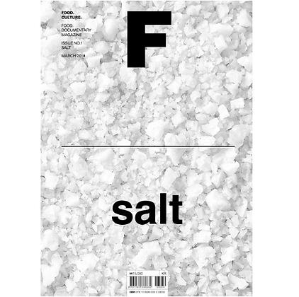MAGAZINE F vol.1 salt