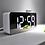 Thumbnail: MOOAS  big mirror clock (standing alarm mode)