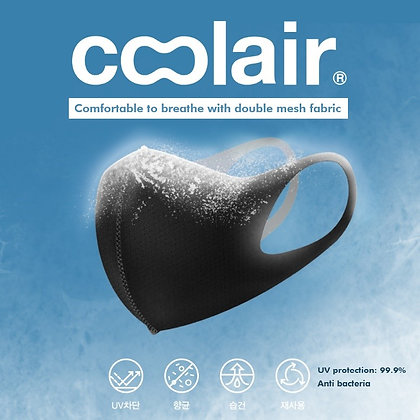 LEMASKA cool air mask black