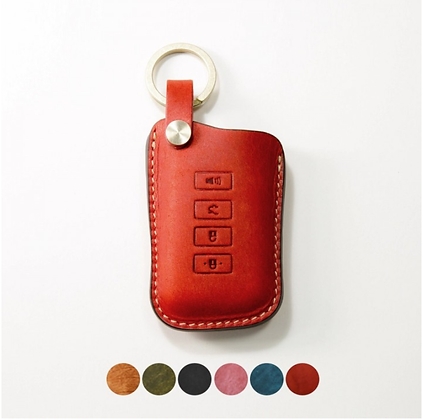 HERMANN smart key leather case_Lexus (sLX104)