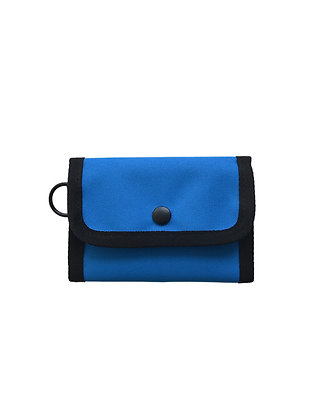 HOWKIDSFUL wallet blue