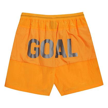 GOALSTUDIO goal shorts orange