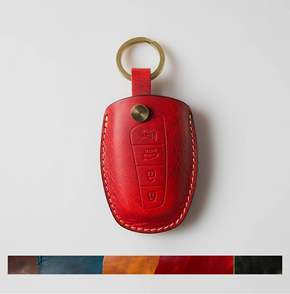 HERMANN smart key leather case_HYUNDAI (wHD100)