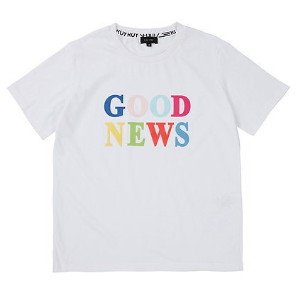 ROYROY SEOUL t-shirt good news