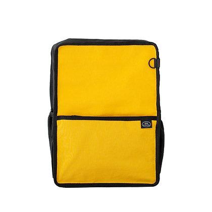 HOWKIDSFUL school bag yellow