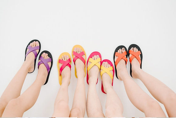 MOOCHUU mc01 flip flop (8 colors)