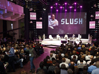 "NoTag joined ""SLUSH"" on November 18-19th in Helsinki, Finland"