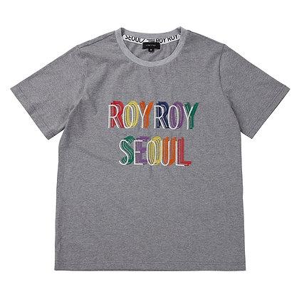 ROYROY SEOUL t-shirt rainbow
