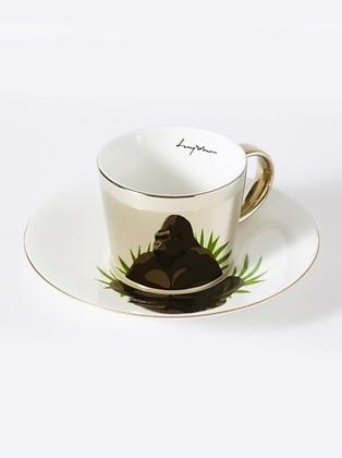 LUYCHO cup & lowland gorilla