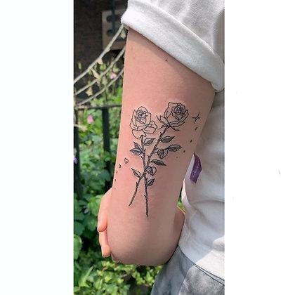 LAZYSTUDIO temporary tattoo sticker_Milo twinkle