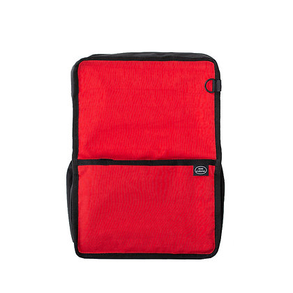 HOWKIDSFUL school bag red